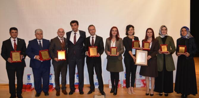 """""""Eğitim ve Öğretimde Yenilikçilik Ödülleri"""""""