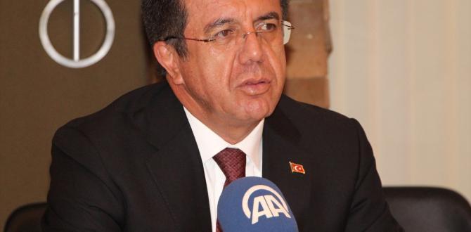 Ekonomi Bakanı Zeybekci Paris'te
