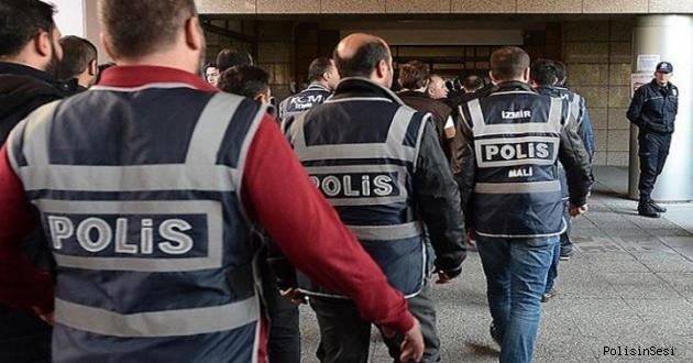 Kamu çalışanlarına FETÖ operasyonunda 14 tutuklama