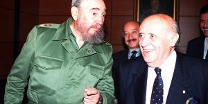 Fotoğraflarla bir efsane: Fidel Castro