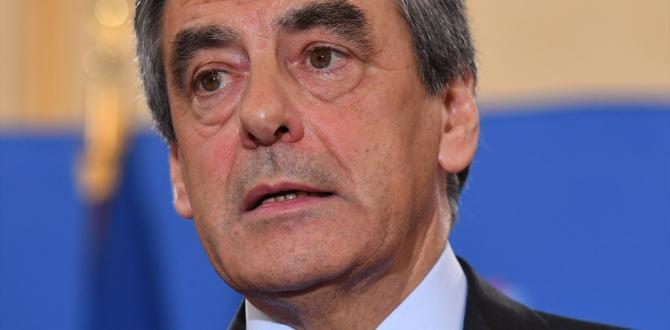 Fransa'da merkez sağın cumhurbaşkanı adayı Fillon oldu