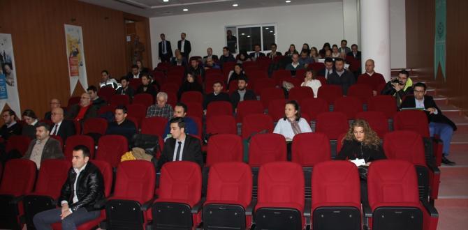 Güney Marmara Kalkınma Ajansı Genel Sekreter Vekili Özek: