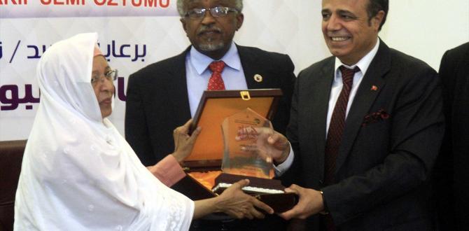 Hartum'da Uluslararası İslami Vakıf Sempozyumu düzenlendi
