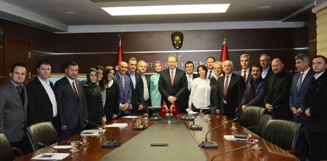 İçişleri Bakanlığından, Trabzon'daki 8 projeye hibe desteği