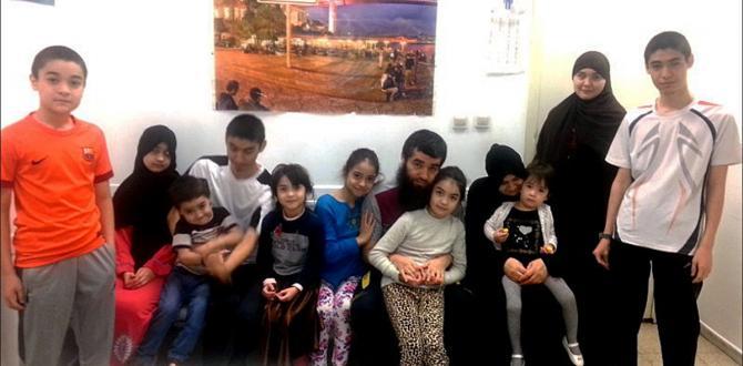 İltica talep eden Kazak ailenin bekleyişi sürüyor