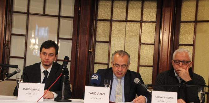 İran'daki milliyetlerin durumu uluslararası konferansta tartışıldı