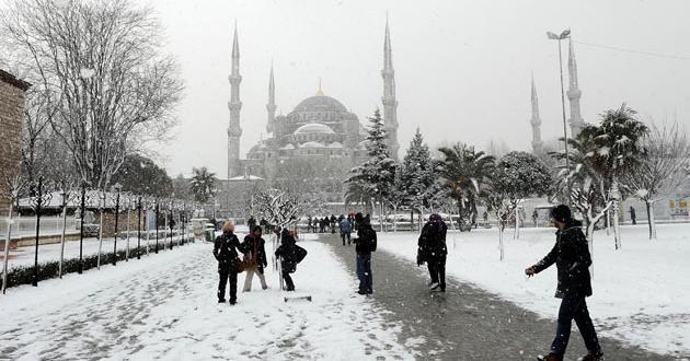 Yeni hafta buz gibi geçecek! İstanbul -6 hissedecek