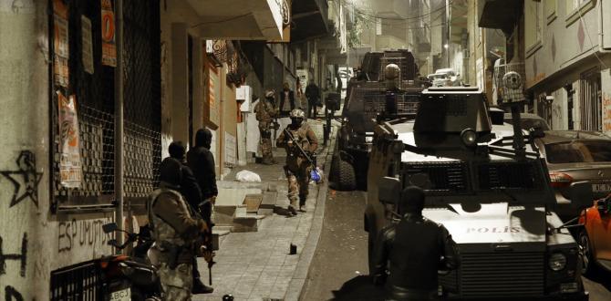 İstanbul'da silahlı soygun girişimi