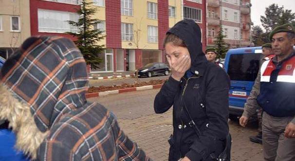 Kırşehir'de Jandarmayı gören hırsız altınları yuttu