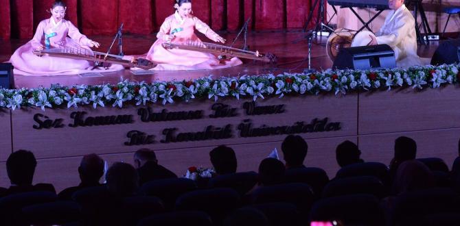 """Karabük'te """"Kore Kültür Günü"""" etkinlikleri"""