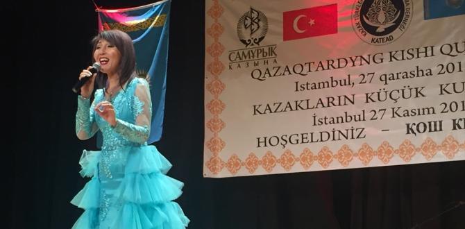 Kazakistan'ın bağımsızlığının 25. yıl dönümü