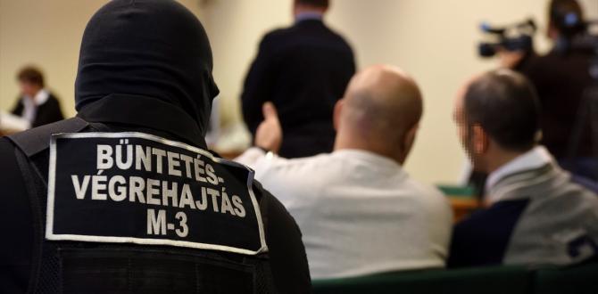 Macar polisine taş ve şişe attığı iddia edilen Suriyeliye 10 yıl hapis cezası