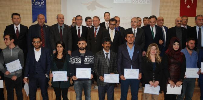 Mardin'de gençlere iş imkanı