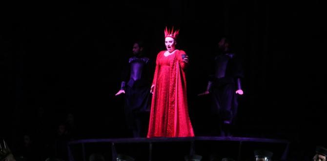 "MDOB, ""Macbeth"" operasının prömiyerini sahneledi"