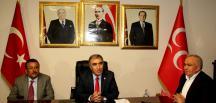 MHP Genel Başkan Yardımcısı Öztürk: