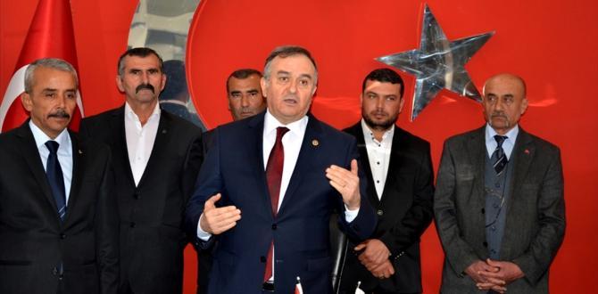 MHP Gurup Başkanvekili Akçay: