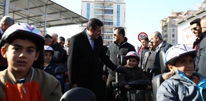 Bakanlar Yılmaz ve Tüfenkci, Malatya'da