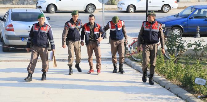 Muğla'da terör operasyonu