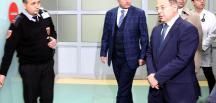Sağlık Bakanı Akdağ Erzurum'da