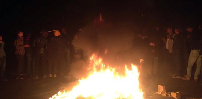 Şanlıurfa'da elektrik kesintisi protestosu