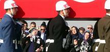 Şehit Üsteğmen Zafer Er Ankara'da son yolculuğuna uğurlandı