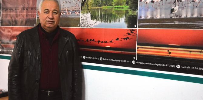Seyfe Gölü Kuş Cenneti'nin sorunları Bakan Eroğlu'na iletildi