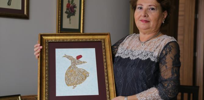 """Şiddet kurbanı Serpil öğretmenden """"turuncu"""" mesaj"""