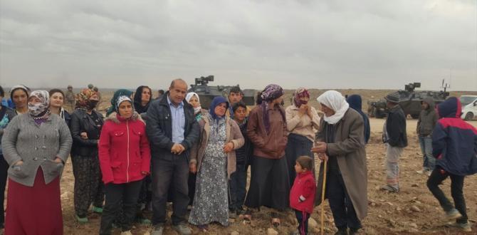 Şırnak'ta köylüler arasında kavga