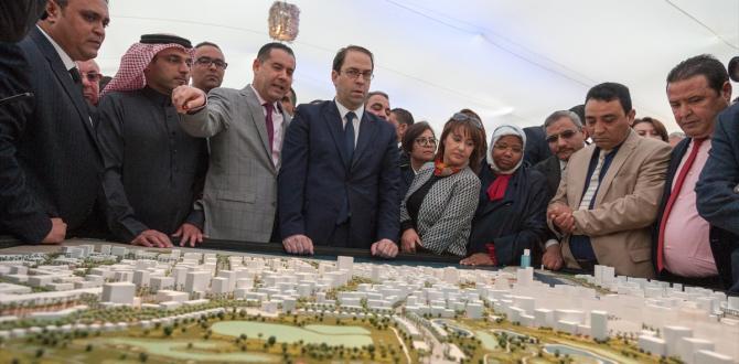 "Tunus'ta ""Finans Limanı"" projesi"