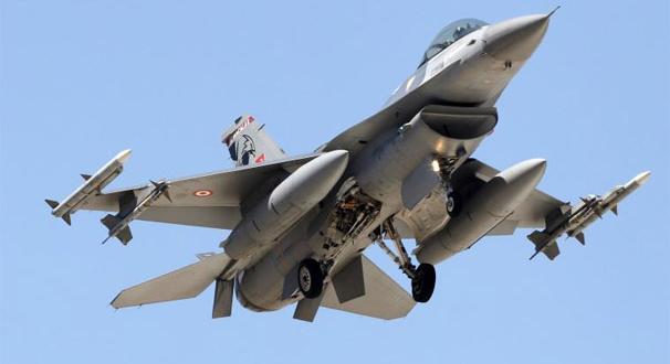 Türk jetleri Suriye'deki IŞİD hedeflerini vurdu