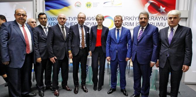 Türkiye-Ukrayna Tarım İş Forumu