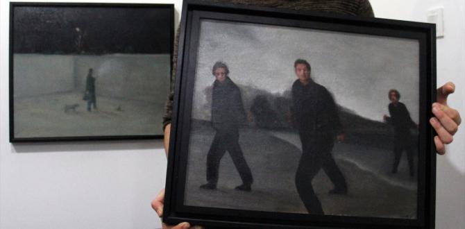 Ünlü ressamların eserleri müzayedeye çıktı