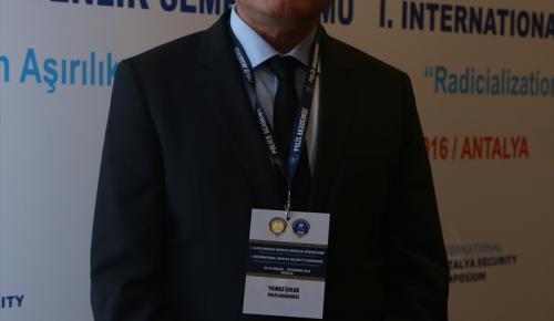 1. Uluslararası Antalya Güvenlik Sempozyumu