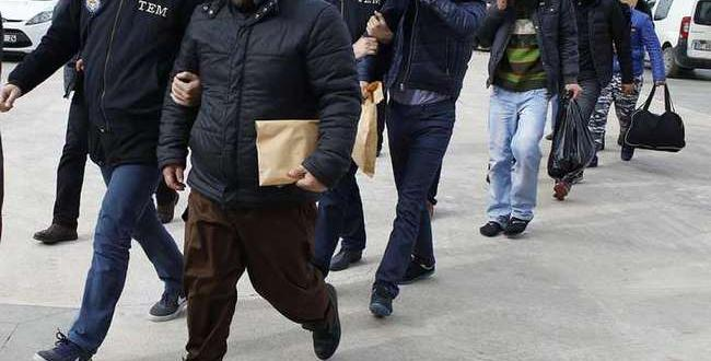 Ankara'da FETÖ'nun yurt müdürlerine operasyon: 63 gözaltı