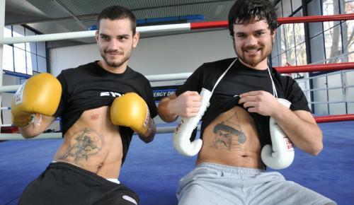Avrupa Şampiyonu boksör kardeşler Buğra ve Alptuğ Öner silahla yaralandı