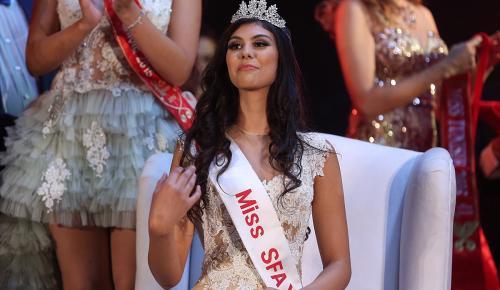 Tunus'ta güzellik yarışması