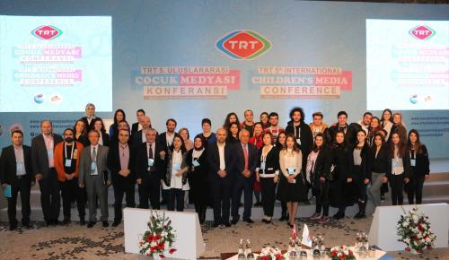 5. TRT Uluslararası Çocuk Medyası Konferansı sona erdi