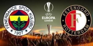 Fenerbahçe – Feyenoord maçı ne zaman saat kaçta hangi kanalda?