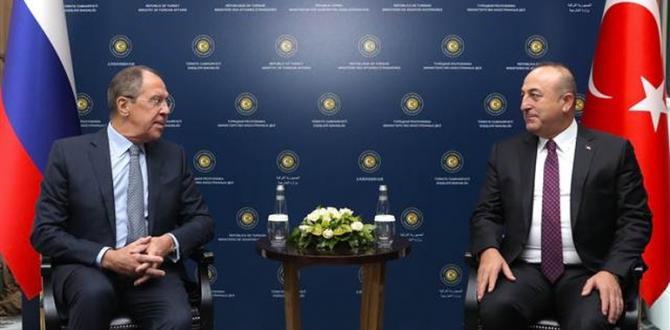 Lavrov'un gündeme bomba gibi düşen açıklaması çeviri hatası çıktı!
