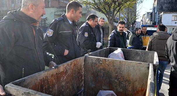 Bursa'da çöpten yeni doğmuş bebek cesedi çıktı