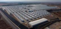 Kahramanmaraş'ta 25 bin kişilik konteyner kent yarın açılacak