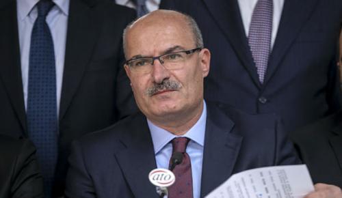 ATO başkanı Gürsel Baran seçildi