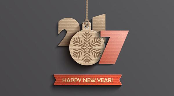 Resimli yeni yıl mesajları 2017! En güzel yılbaşı mesajları