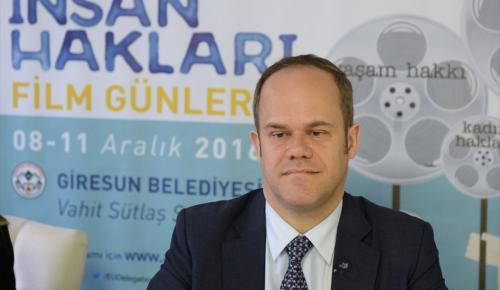 AB Türkiye Delegasyonu Siyasi İşler Müsteşarı Poupeau: