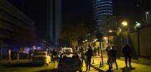 ABD Ankara Büyükelçiliği önünde havaya ateş açtı