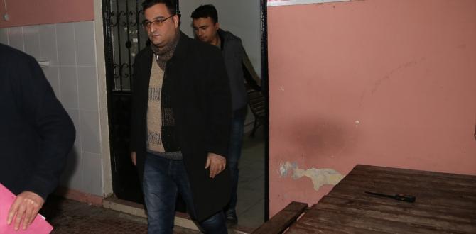 Adana'da FETÖ/PDY soruşturması
