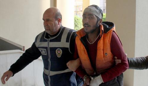 Adana'da gasp iddiası