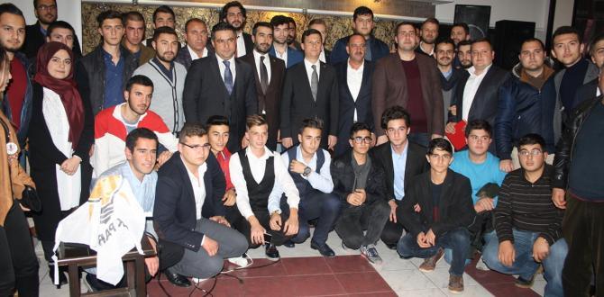– AK Parti Genel Başkan Yardımcısı Şahin: