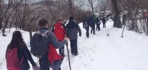 Akçakoca'ya kış aylarında da yoğun ilgi