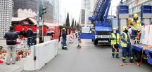 Almanya'da Noel panayırına TIR'la saldıran şüpheli öldürüldü